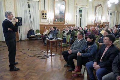 Se realizó el Primer Encuentro para el Desarrollo Local
