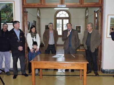 Lunghi puso en funciones a la nueva delegada de María Ignacia