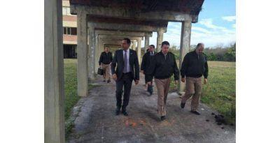 Manzur busca ayuda de la Nacion para construir una cárcel federal en Tucumán