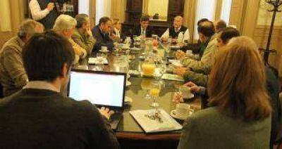 La Mesa del Agua trabajará en la ejecución de diferentes proyectos