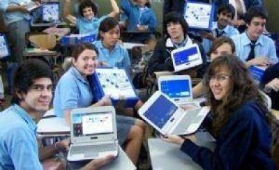Córdoba entre las cinco provincias que más netbooks recibió del