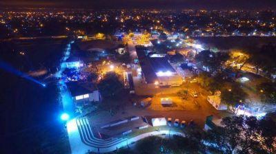 Paseo Costanero: Capitanich inaugur� m�ltiples obras para recuperar un espacio p�blico significativo en la ciudad