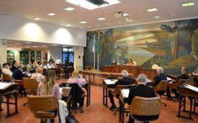 Tigre: El Concejo Deliberante rechazó los tarifazos de gas, luz y agua