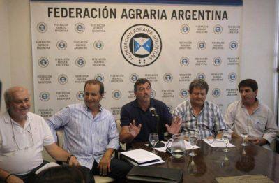 La Federaci�n Agraria se suma a las cr�ticas por el decreto que flexibiliza las tierras para extranjeras