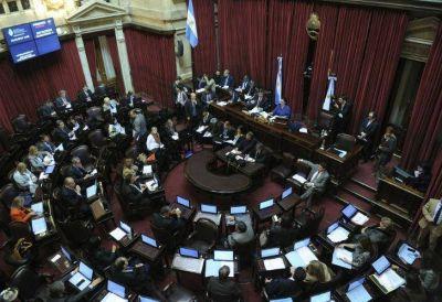 La oposición en el Senado le marcó la cancha al Gobierno por el tarifazo del gas