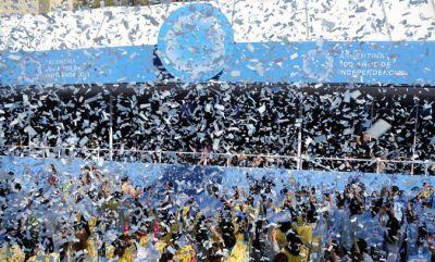 Cultura gastó 800 mil pesos en los festejos del Bicentenario