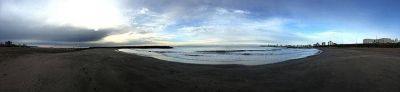 Los marplatenses valoran el mar por su belleza y valor económico