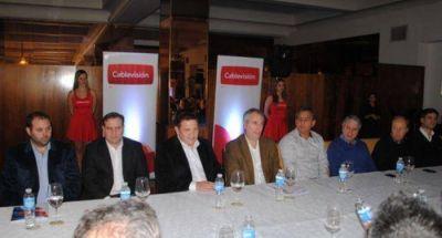 """Directivos de Cablevisión presentaron """"On Demand"""" en Mar del Plata"""