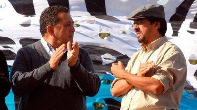 Pintadas contra Arroyo: Investigan la presunta vinculaci�n con Esteche y D�El�a