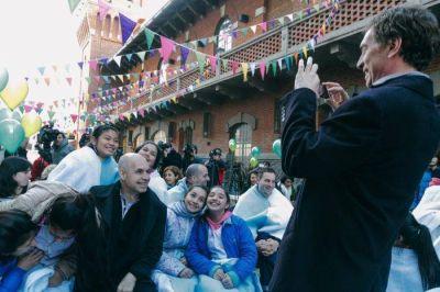Larreta presentó la agenda de actividades para las vacaciones de invierno