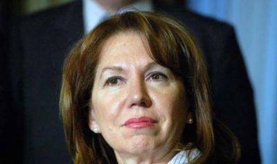 Sonia Escudero no descarta la posibilidad de ser gobernadora de Salta