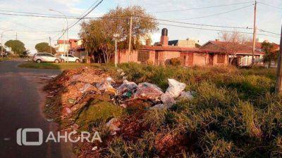 #FortunaALaBasura: las falencias de la 9 de Julio en los barrios