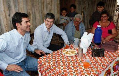 """""""Queremos que al país le vaya bien y cada argentino tenga una mejor calidad de vida"""""""