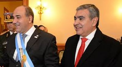 El intendente destac� su buena relaci�n con Juan Manzur y Osvaldo Jaldo