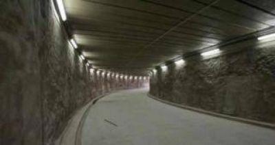 En agosto sería inaugurado el túnel de la calle Córdoba
