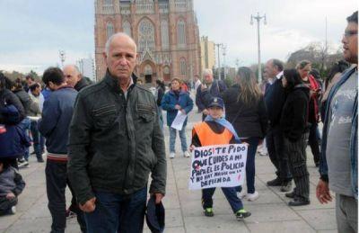 """Crisis en la Bonaerense: """"Vidal tiene que sacar a Ritondo, Bressi y toda la cúpula policial"""""""