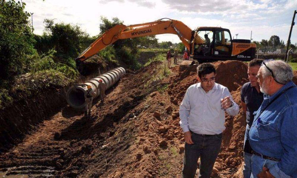Un funcionario de Cenzón va al Senado a explicar las obras en La Plata