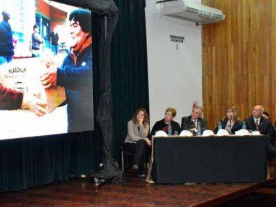 EL GOBERNADOR PRESENTÓ EL PLAN SOCIAL NUTRICIONAL PROVINCIAL