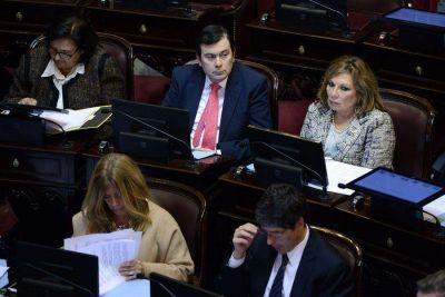 El Senado de la Naci�n declar� de inter�s tur�stico la �Marcha de los Bombos�