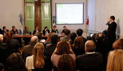 Weretilneck encabezó la presentación del Código de Tierras Fiscales Provinciales