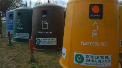 Comienza la separaci�n en origen de residuos en Cerri