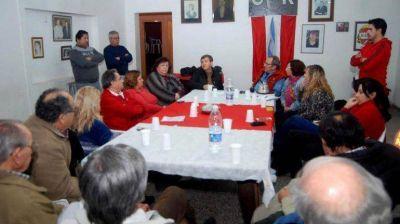La UCR quiere una alianza pol�tica con Tortoriello