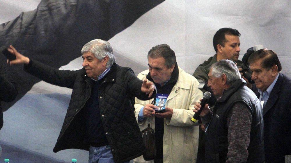 Al final no se va: Hugo Moyano seguirá al frente de la CGT Azopardo hasta el 22 de agosto