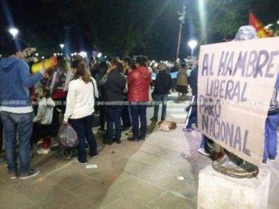 La movilización contra el tarifazo de la gestión de Macri también repercutió en Resistencia