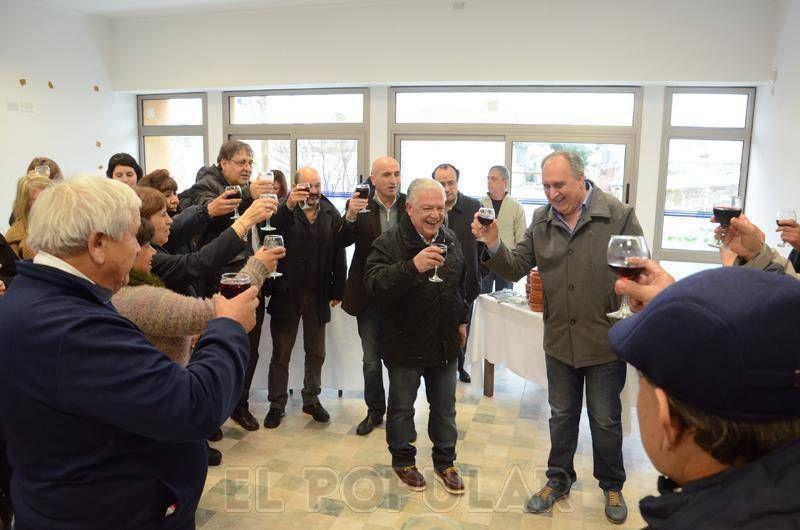 Inauguraron la sede de ATSA Olavarría