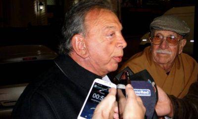 Z�ccaro presente en la marcha contra el tarifazo: cr�ticas a Macri y Ducot�