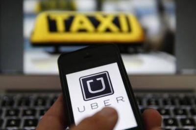 Para Viviani, Uber los deja sin trabajo