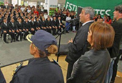 Ferraresi pidió que las Policías Locales pasen a la órbita municipal