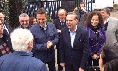 Otra se�al de unidad peronista: Massa, en Tigre, con senadores y diputados del PJ