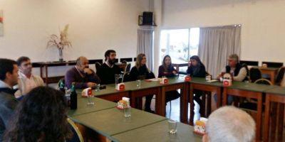 Miramar: Se presento el programa PUPAS a empresarios locales