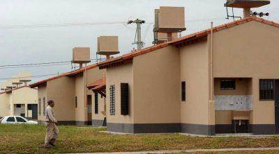 Prometen entregar las 81 viviendas en agosto
