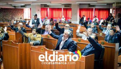 Es Ley la Reforma Judicial de Catamarca