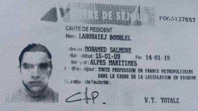 Un tunecino hijo de un yihadista es el autor del atentado en Niza