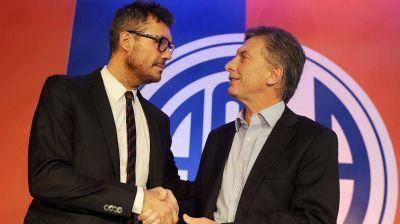 Mauricio Macri y Marcelo Tinelli: secretos de una relaci�n amistosa cargada de tensi�n