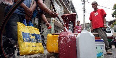 67 millones de latinoamericanos carecen de agua potable y saneamiento