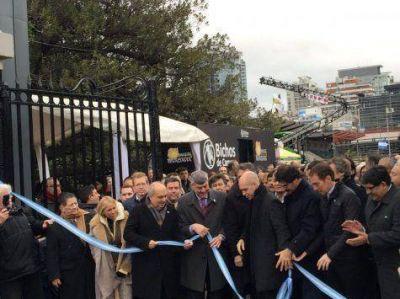 Larreta inauguró la Feria Rural