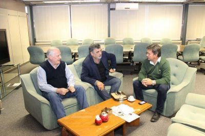 Blas Hoyos fue designado delegado coordinador del plan Belgrano en Fsa.