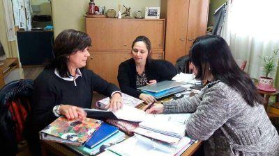 Difunden el proyecto de Kioscos Saludables en las escuelas de Olavarría