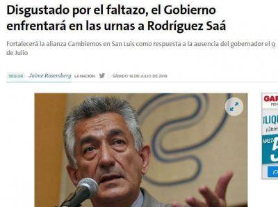 Según el diario La Nación, Macri se prepara