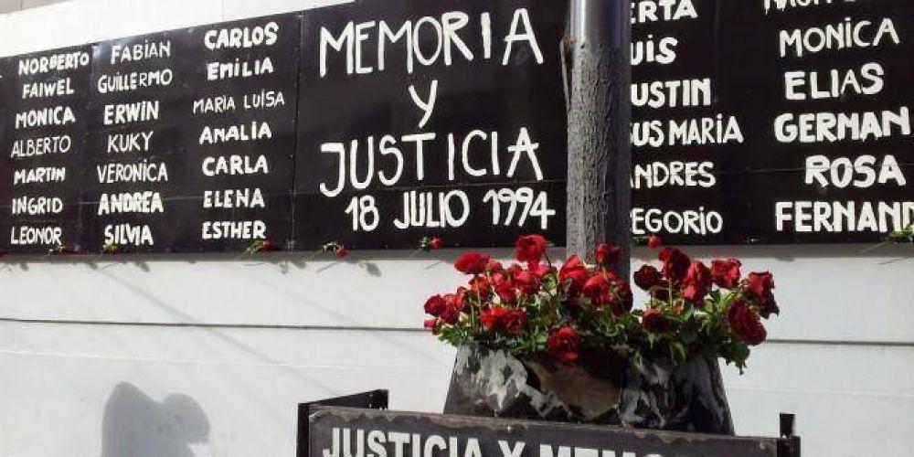 Mons. Lozano invitó a hacer memoria del día del atentado a la AMIA