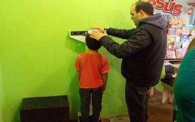 El Municipio medirá casos de desnutrición infantil