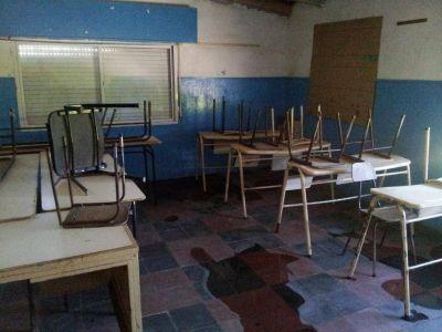 Confían que los problemas de calefacción en escuelas serán resueltos en vacaciones