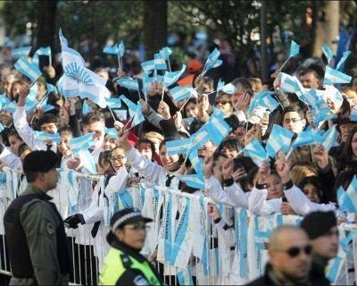 ACIERA participa de los actos centrales del Bicentenario