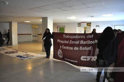 ATE anunció protestas y retención de servicios en hospitales