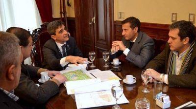 Provincia y municipio planifican en conjunto el futuro de Campo Norte