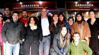 Destacada participación de Santiago en la 130ª Expo Rural